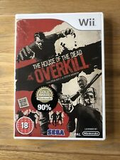 The House of the Dead: Overkill - Nintendo Wii & Wii U - PAL