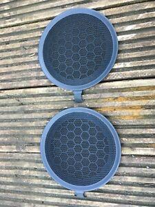 Renault Clio Mk3 3 Door Rear Speaker covers 2006-2012