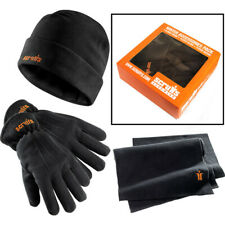 *Low Price* Scruffs Winter Accessories Pack With Fleece Scarf, Gloves & Beanie