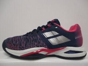 "Babolat Propulse Blast All Court Ladies Tennis Shoes UK5.5  EU38.5 Ref SF1064"""
