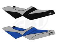 Custom fit Seadoo 2006-08 GTI Seat Cover Blacktip Custom Cut