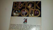 BLACK GOLD 24 CARATS - WARNER SPECIAL PRODUCTS 2000 2 RECORD LP VINYL SET