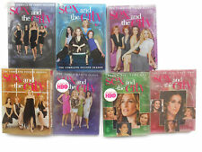 SEX AND THE CITY Complete Series Seasons 1 - 6 NEW & USED DVDS Free Shipping