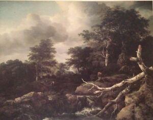 Miller, Jacob Alfred; Forest Scene