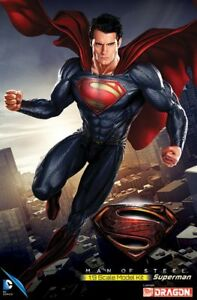 Dragon #38325  1/9 Superman: Man of Steel