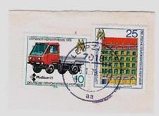 Ungeprüfte Briefmarken aus Deutschland (ab 1945) mit Briefstück-Erhaltungszustand als Satz