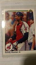 1990 Sandy Alomar Jr. Indians #756