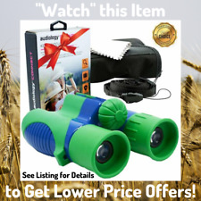 FUN Premium Binoculars for Kids Binoculars High Resolution Outdoor Xmas Gift Kid