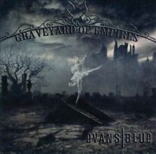 Graveyard of Empires by Evans Blue (CD) BRAND NEW SEALED FREE SHIPPING