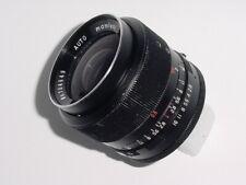mamiya/sekor 35mm F/2.8 M42 Screw Mount Manual Focus Lens