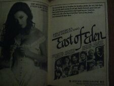 1981 TV Guide(JANE  SEYMOUR/EAST OF EDEN/SALLY STRUTHERS/JERRY  REED/KENT STATE)