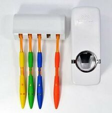 Automatic Toothpaste Dispenser Touch Me Toothbrush holder