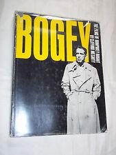 """BOGEY - THE FILMS OF HUMPHREY BOGART"""" CLIFFORD McCARTHY (1965)"""