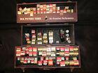 RCA Radio TV Vintage Electronic Vacuum Tubes Valve Serviceman Caddy Case Full
