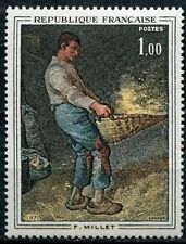 STAMP / TIMBRE FRANCE NEUF LUXE N° 1672 ** TABLEAU ART MILLET