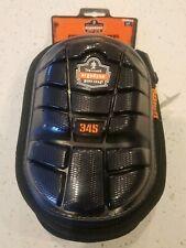 PROFLEX BY ERGODYNE 345 Knee Pads,L,Hard Shell Style,PR