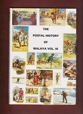 POSTAL HISTORY OF THE FEDERATED MALAY STATES – EDWARD B. PROUD