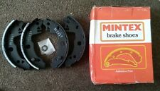 Citroën Visa LN LNA Bendix Rear Brake Shoes Mintex MFR87
