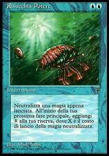 Risucchia Potere - Mana Drain MTG MAGIC Legends Italian PLAYED
