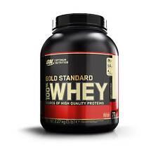 (22,86EUR/kg) Optimum Nutrition - 100%25 Whey Gold Standard 2270g Dose
