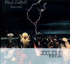Live Evil [Digipak] by Black Sabbath (CD, Apr-2010, 2 Discs, Sanctuary (USA))