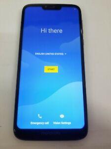 Motorola Moto G7 Power - Blue - 32GB - (T-Mobile Unlock) ~42722