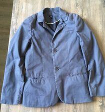 Veste de costume Enfant 12 ans Bleu Coton