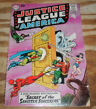 Justice League of America #2 good/very good 3.0