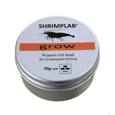 Shrimplab Grow Pads 30g - Protein Food for all Crystal Tiger Cherry Shrimp