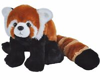 CUDDLEKINS RED PANDA PLUSH SOFT TOY 30CM STUFFED ANIMAL BY WILD REPUBLIC