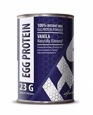 Egg Protein Vanilla Naturally Flavored. Powder NON-GMO. Increase Muscle Mass (1)