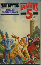 Enid Blyton Five are Together Again Famous 5