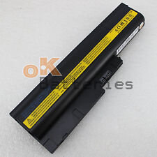 Notebook 5200mAh Battery For LENOVO ThinkPad R500 W500 40Y6799 40Y6797 6Cell