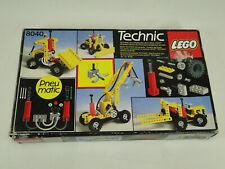 Lego Technic 8040 Pneumatic Building Set komplett mit Anleitung OBA + OVP