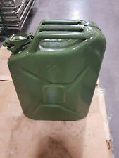 Umega NATO Jerry Can - 5 gal 20L - Green - Made in Europe