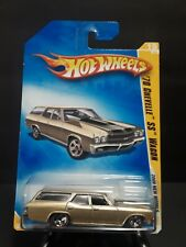 Hot Wheels'70 Chevelle SS Wagon