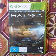 Halo 4 Game of The Year Edition GOTY (xbox 360 2013) Very Good