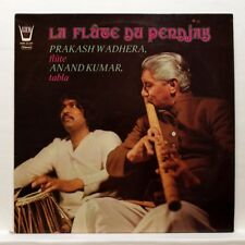 PRAKASH WADHERA - THE FLUTE OF PENJAB raga jog ARION LP EX+