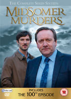 Midsomer Murders: The Complete Series Sixteen DVD (2014) Neil Dudgeon,