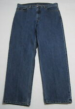 LEVI'S 550 Jeans Men's 38x32 Relaxed Fit Straight Leg Medium Wash Denim A568