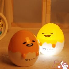Anime Gudetama Lazy Egg Lamp Night Light Gift 8CM