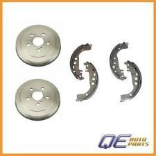 2 Rear Brake Brembo + Shoes L & H Enduro for Toyota Celica Corolla Prius