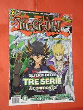 YU-GI-OH! RIVISTA UFFICIALE N° 69 CON IN REGALO IL POSTER ORIGINALE -NO CARD