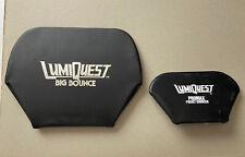 LumiQuest Softbox bundle Big Bounce, Pocket Bouncer Flash Modifier Strobist