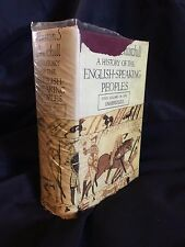 WINSTON CHURCHILL HISTORY OF ENGLISH-SPEAKING PEOPLES 4 Vol in 1 HC DJ BOOK 1959