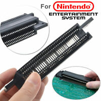 72 Pin Connector For Nintendo Nes Console With 4.5mm Screwdriver Bit Tool