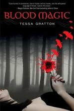 Blood Magic by Tessa Gratton-Brand New-First Edition/First Printing 2011