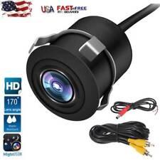170° CMOS Car Rear View Camera Reverse Backup Parking Waterproof Night Vision