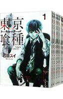 Tokyo Ghoul Vol.1-14 set Complete Manga Comics Japanese language Shonen Jump