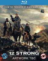 12 Strong Blu-Ray (2018) Chris Hemsworth, Fuglsig (DIR) cert 15 ***NEW***